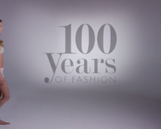 100 Years Of Fashion In Under Two Minutes (VIDEO)