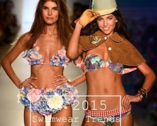 18 Spring/ Summer 2015 Swimwear Trends