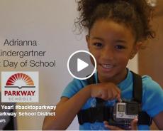 First Day Of Kindergarten (VIDEO)