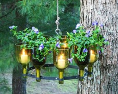 12 Awesome And Creative Ideas To Recycle Old Bottles
